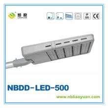Made in china factory CE aluminum case 100lm/w high lumen good heat sink 120w 160w 200w modular ip65 led outdoor street light