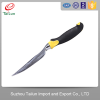 Small Aluminium Alloy power Hand Digging Tool Shovel in High quality with PP+Silicone handle