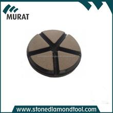 "3"" Transitional Polishing Concrete Wet Velcro Ceramic Bond Pad"