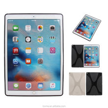 """X Line Clear Soft TPU Gel Back Case Cover For Apple iPad Pro 12.9"""""""