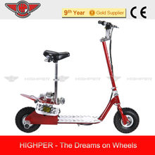 2 Wheel Gas Scooter 49CC