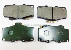 04465-35240 spare part brake pad for atv brake pads for toyota