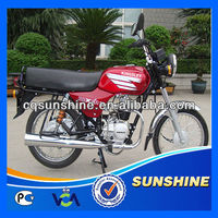 Chongqing Alloy wheel 100CC New Bajaj Model Boxer