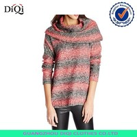 Cheap stock pullover sweater 2016, OEM sweater pullover,pullover sweater for you