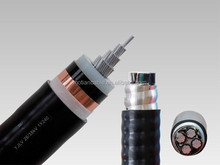 High voltage 26/35KV YJLV Power cable IEC60502 YJLV power cable YJLV XLPE insulated PVC/PE Sheathed power cable
