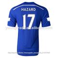 2014 2015 venta al por mayor de alta calidad de tailandia baratos personalizar Chelsea camiseta de fútbol