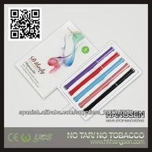 D4LADYcigarrillo vaporizador personal electrónicos desechables uasr largo tiempo