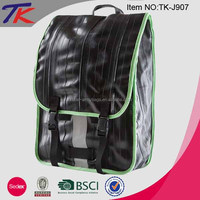 Best selling ideal teens pvc tarpaulin backpack with laptop compartment