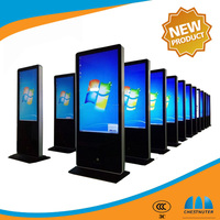 2015 Most Popular ! Shopping mall advertising kiosk / Digital Signage Kiosk /outdoor digital signage price