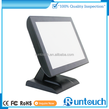 Runtouch TPV Full Flat Fanless Touch Screen POS System with CCC,CE, FCC, RoHS