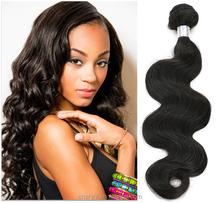 Fast Shipping Cheap No Shedding No Synthetic No Tangle Brazilian Indian Human Hair Hair Extension