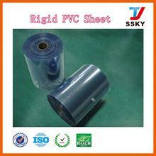 Online wholesale rigid films clear plastic rolls colourful pvc film