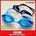 Jiexieng marca de óculos de natação/ de óculos de mergulho