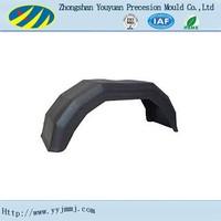 hard plastic dome parts molding