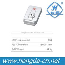 YH9084 TSA implanted Latch lock ,Luggage Suitcase lock,Zipper lock