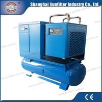 Combined Screw Air Compressor for distribuidores de compresores