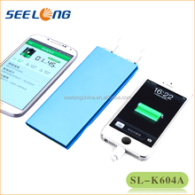 2015 Best Quality Portable Power Bank 10000 Mah, Universal Portable Power Bank