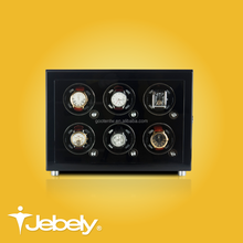 2015 custom design de moda de luxo watch winder caixa de lata