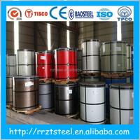 ppgi / hdg / gi / secc dx51d zinc as request prepainted coils