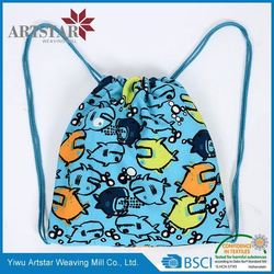 New and hot custom design beach towel bag waxed canvas tote bag from China