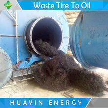10 Tons Used Tyre To Fuel Fuel Oil Plant