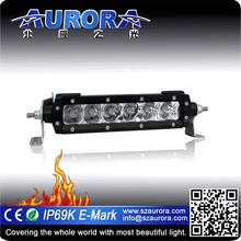 Factory direct sell LED Aurora single 6'' led lights for trailers