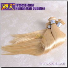 100% raw unprocessed top quality can be dyed peruvian popular human virgin hair
