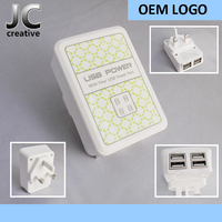 2015 newest design usb power adapter CE ROHS 5V3A 4A 5A from shenzhen factory for ipone, ipad, Galaxy S, Galaxy TAB, BlackBerry