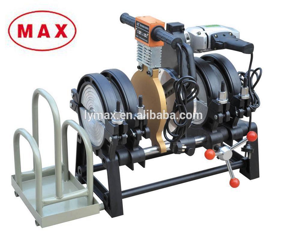 plastic pipe fusion machine