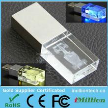 h2 test illuminated usb flash drive led