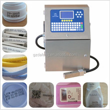 Inkjet printer date code bar code batch code