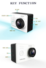 Action Camera , Mini Sport Bicycle Camera SPORT DV with 1.6MP CMOS + 1920*1080P 60FPS + Waterproof Action Camera