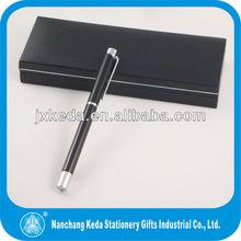 2015 custom luxury milky gel pens for office supplies laser logo