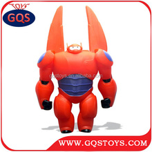 Upgrades 13.5 inch robot big hero 6 baymax with wing