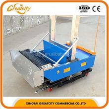 machine/equipment has cement mortar