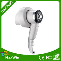 High Quality ABS Wall Mounted Bathroom, hair dryer low noise