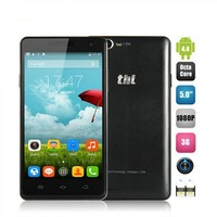 2014 New Arrival China Mobile Phone 5 Inch Touch Screen Low End Price Cell Phone THL 5000