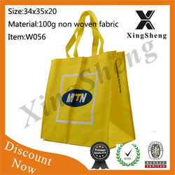 Best sale low price waterproof New eco-friendly fashion polyester foldable shopping bag