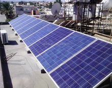 Roof and Ground solar system 5KW 6kw 10KW / solar panel, home solar power kits high performance CE aprroved