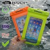 2015 Hot wholesale!!! Yellow waterproof dry bag for mobile phone