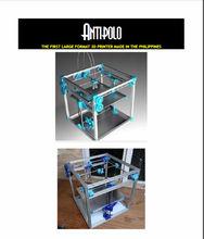 The Antipolo 3D Printer