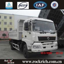 De tamaño mediano Dongfeng camión volquete Dimensiones