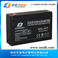 for electricity use battery 6v 7ah ups battery high voltage ups battery