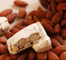 stainless steel automatic nougat and almond brittle bar forming machine