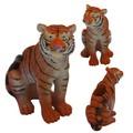 China fabricante de encargo tamaño mundo animal de juguete de plástico zoo animales de juguete de plástico