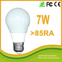Good Price Pure White House Hold Wholesale E27 7w Energy Star LED Bulb