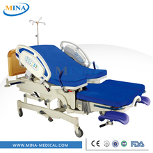 MINA-LB04 delivery and rest LDR hospital labors electric delivery bed
