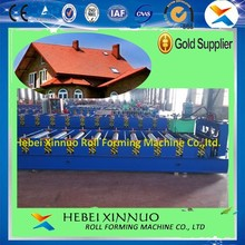 hebei xinnuo south africa popular profile corrugated metal roof tile forming machine