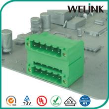 Factory custom pitch 5.0mm 2-pole terminal blocks