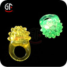 Cool Novelty Products Silicone Rubber Finger Finger Ring Light